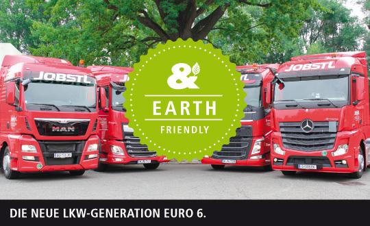 Die neue lkw generation euro 6
